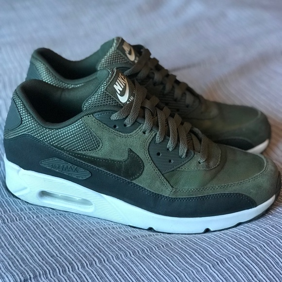 Nike Shoes | Nike Air Max 9s Olive